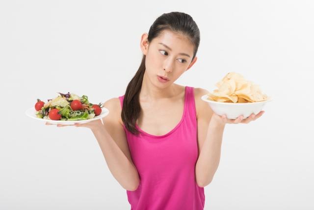 3キロ痩せたい!その食事の量と内容♪
